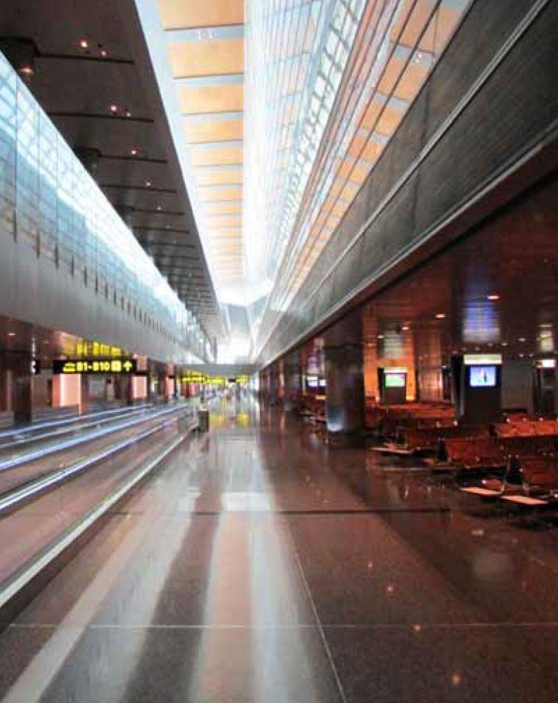 Hamad International Airport–HIA - Fribel