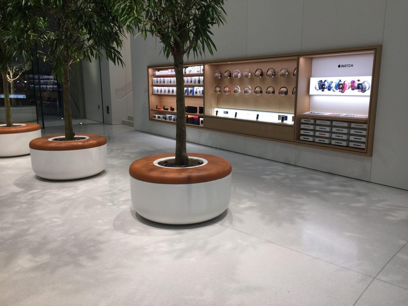 Apple Store Dubai Mall Fribel